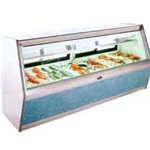 Remote Fish Display Cases