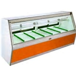 Remote Butcher Display Cases