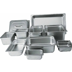 Steam Table Pans/Insets/Bain Marie Pans