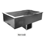 Delfield N8143B Drop-In Mechanically Cooled Pan, 3-pan size