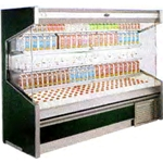 "Marc OD-6S/C 72""L Open Dairy Display Case"