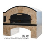 "Marsal and Sons MB-60 Marsal 80""L Pizza Oven, Deck Type, gas, (1) 36"" x 60"" brick lined baking chamber"