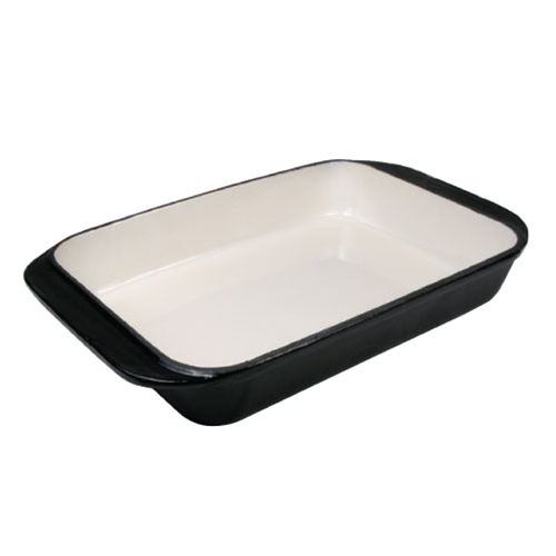 Winco CST-12NB CST-12NB Navy Blue Rectangular Casserole