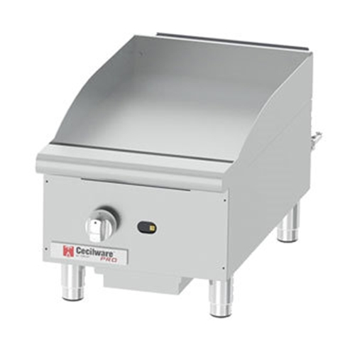 Cecilware GCP15 Griddle, gas, counter model