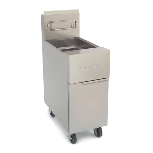 "Frymaster GF40-SD Fryer, Gas-Fired, medium-duty restaurant design, 40-50 lb. fat capacity, 15-5/8""W"