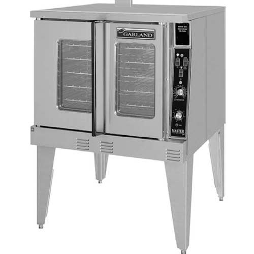 "Garland MCO-GS-10-S 38""W Master Series Convection Oven, gas, single-deck"