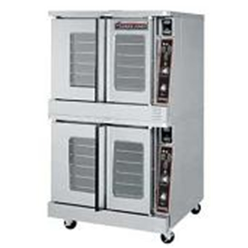 "Garland MCO-GS-20-S 38""W Master Series Convection Oven, gas, double-deck"