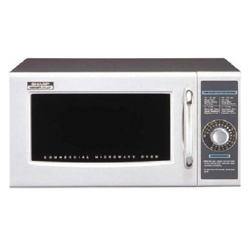 Sharp R 21lcf Microwave Oven 1000 Watts