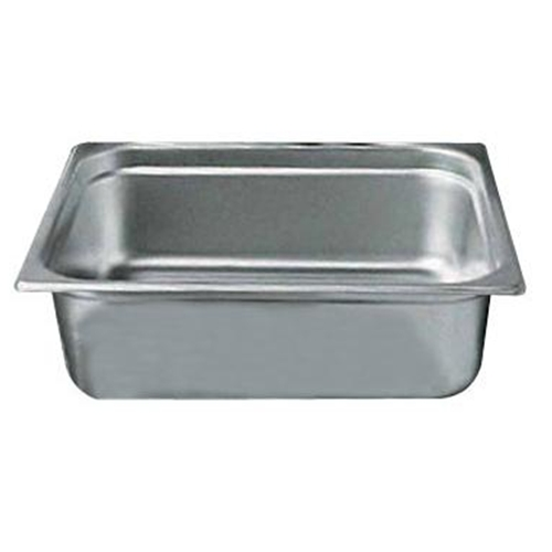 "Winco SPJH-306 SPJH-306 Third Size Heavy Duty Food Pan 6"" Deep"