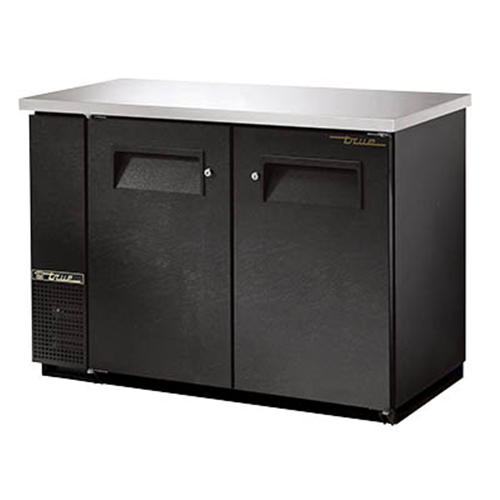 True TBB-24-48-HCShallow Depth Back Bar Cooler