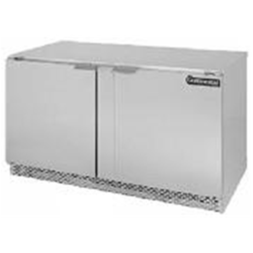 "Continental UC60 60"" Undercounter"