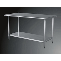 stainless steel work table commercial kitchen tables stainless
